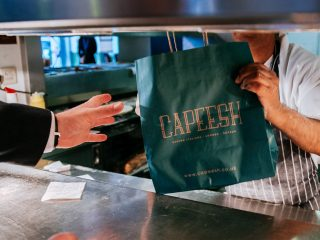 Capeesh Cucina Italiana Lounge Skybar