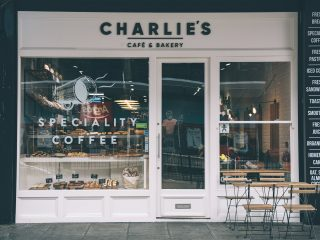 Charlie's Cafe Bakery