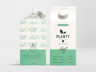 Planty Plant Based Milk